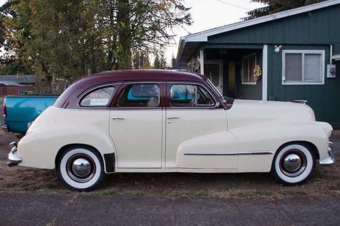 1947 Oldsmobile Model 68