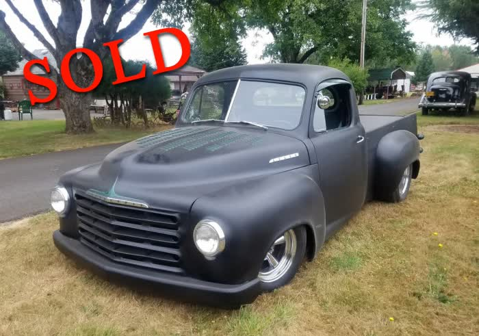 1949 Studebaker 1/2 Ton Pickup <font color=red>*SOLD*</font color>