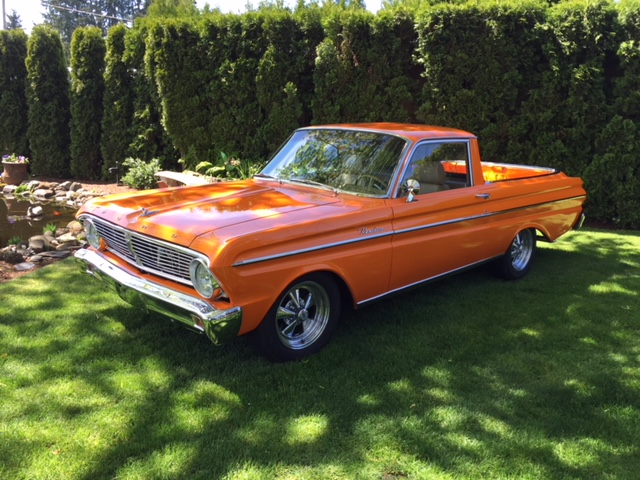 1965 Ford Falcon Ranchero