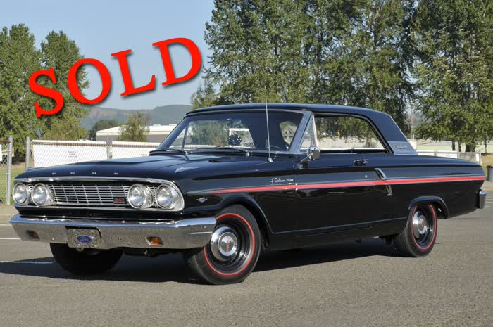 1964 Ford Fairlane 500 <font color=red>*SOLD*</font color>