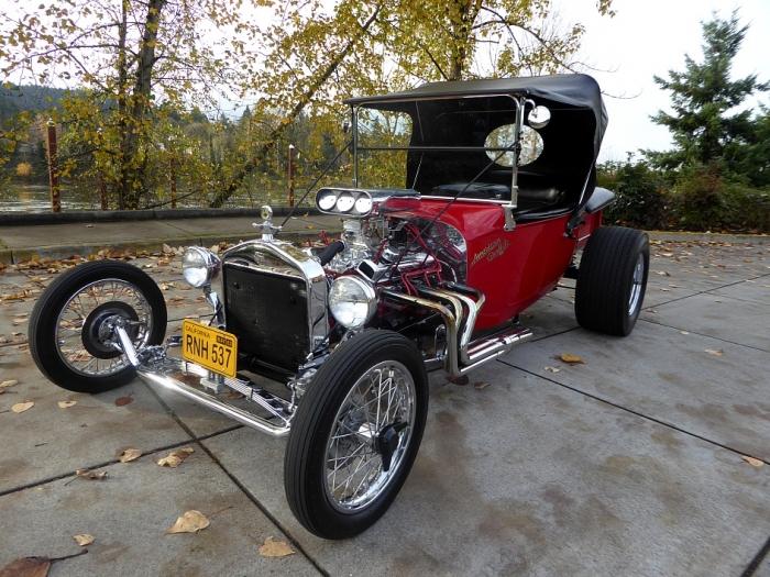 1922 Ford T-Bucket American Graffiti Tribute