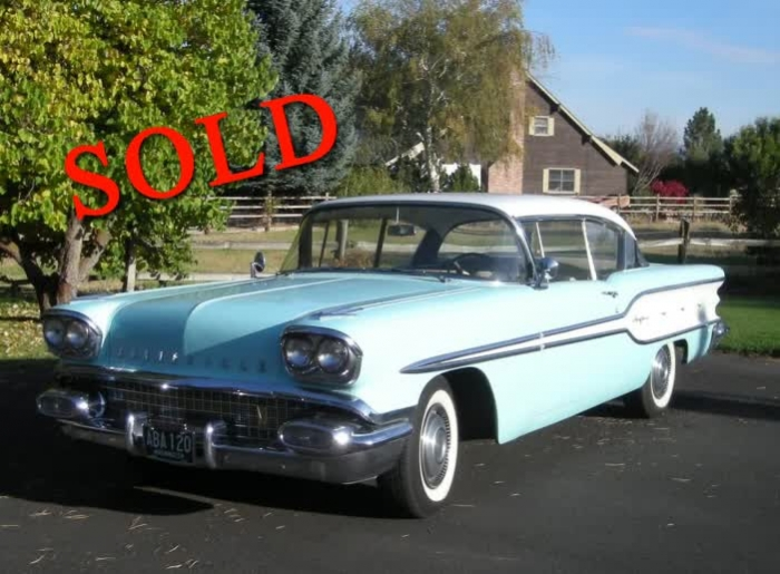 1958 Pontiac Chieftain