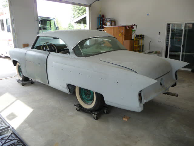1954 LINCOLN ## BETTER THAN A BARN FIND