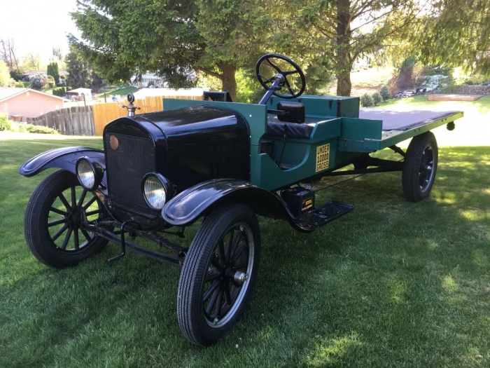 1926 Ford Model T Orchard Truck