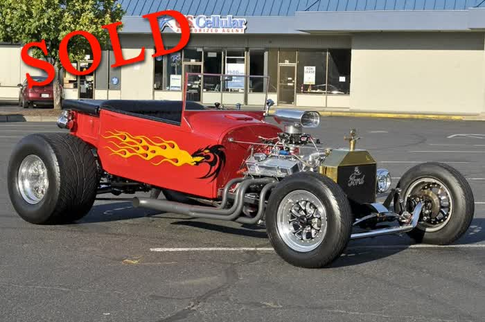 1926 Ford T Bucket <font color=red>*SOLD*</font color>