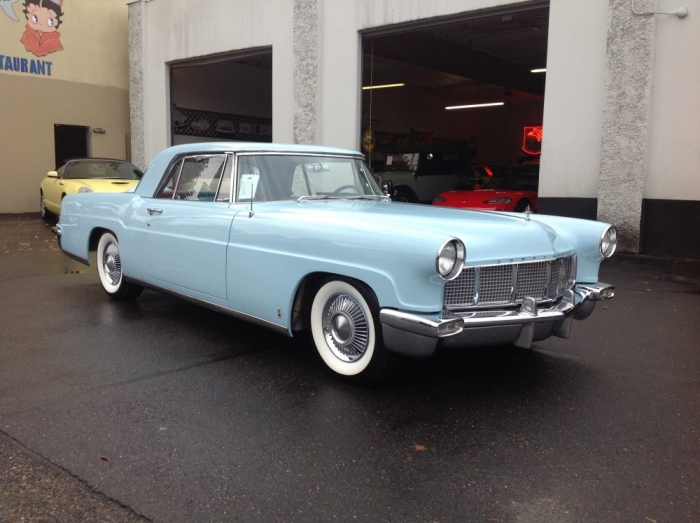 1956 Continental Mark II