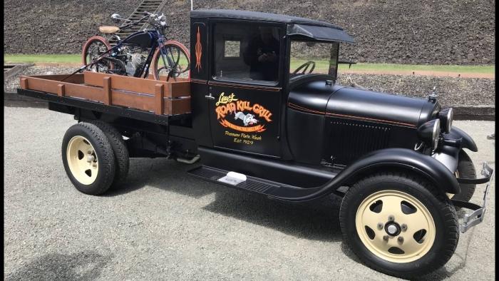 1929 Ford 1.5 Ton AA Dually