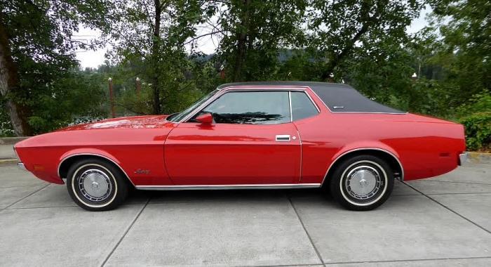 1971 Ford Mustang Grande