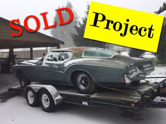 1972 Buick Riviera <font color=red>*SOLD*</font color>