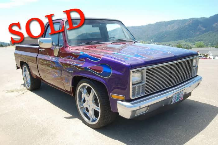 1982 Chevrolet Pick Up