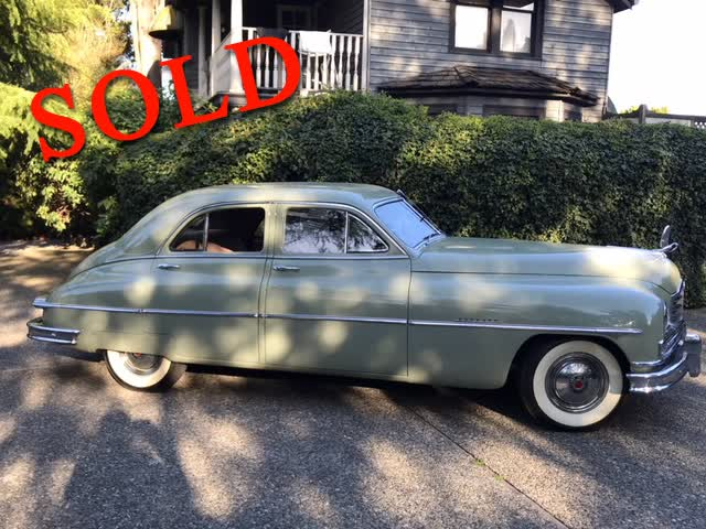 1950 Packard Super 8 Deluxe <font color=red>*SOLD*</font color>