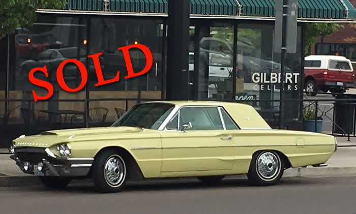 1964 Ford Thunderbird <font color=red>*SOLD*</font color>