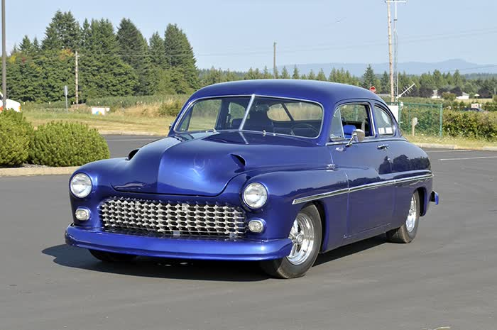 1949 Mercury 2 Door
