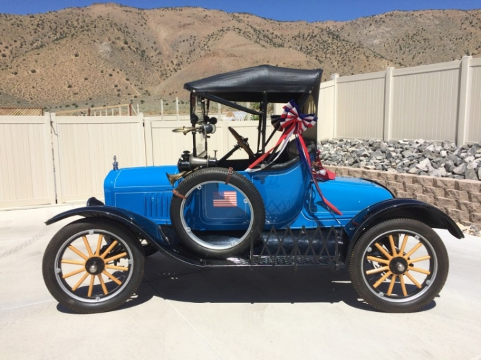 1917 Ford Model T Roadster Runabout <font color=red>*HAN AUCTION VEHICLE*</font color>