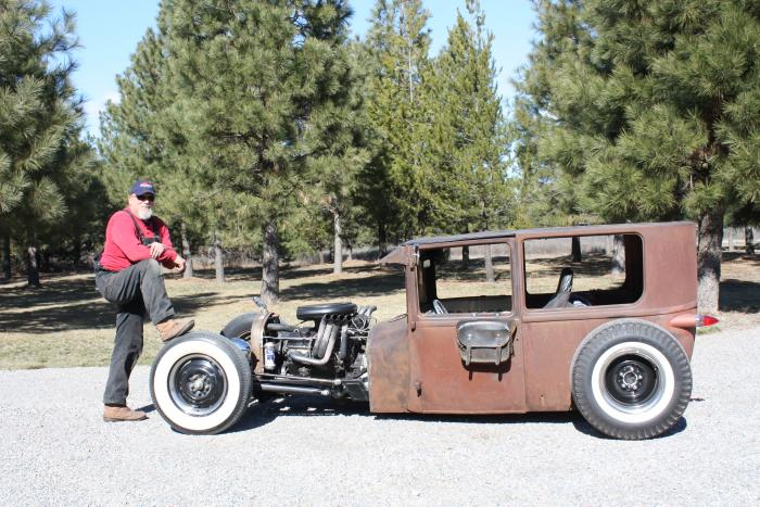 1925 Model T  Rat  Rod