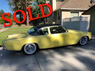 1954 Studebaker Starlite Coupe