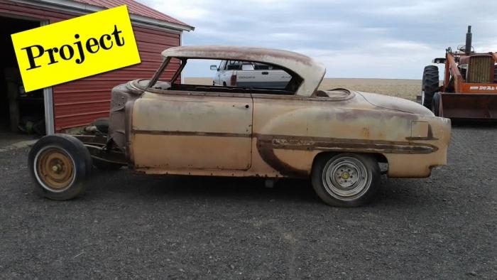 1953 Chevrolet Bel Air Hard Top