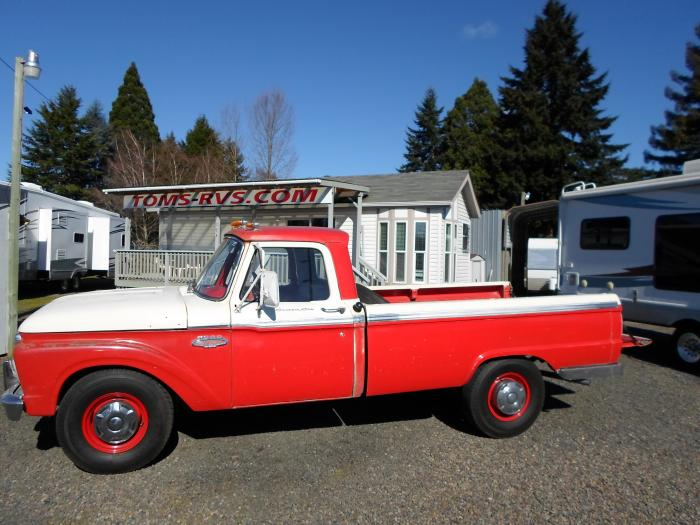 1966 Ford 3/4 Ton Pickup