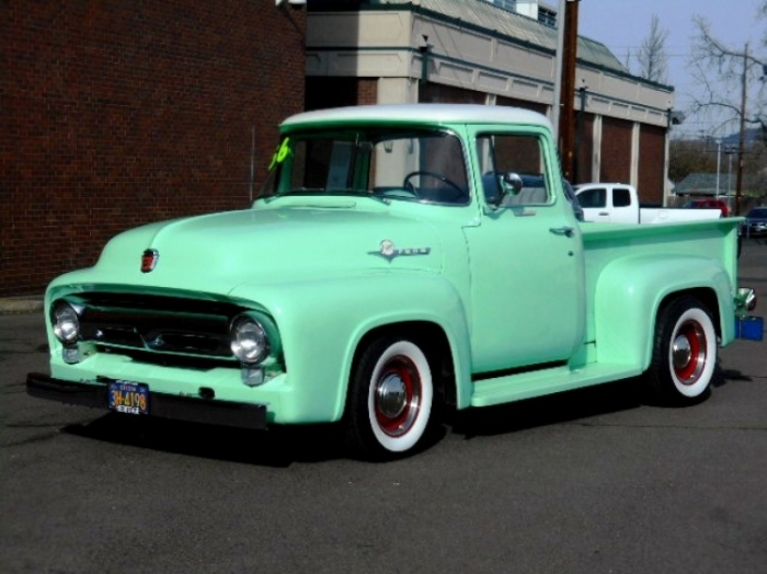 1956 Ford Pickup <font color=red>*HAN AUCTION VEHICLE*</font color>