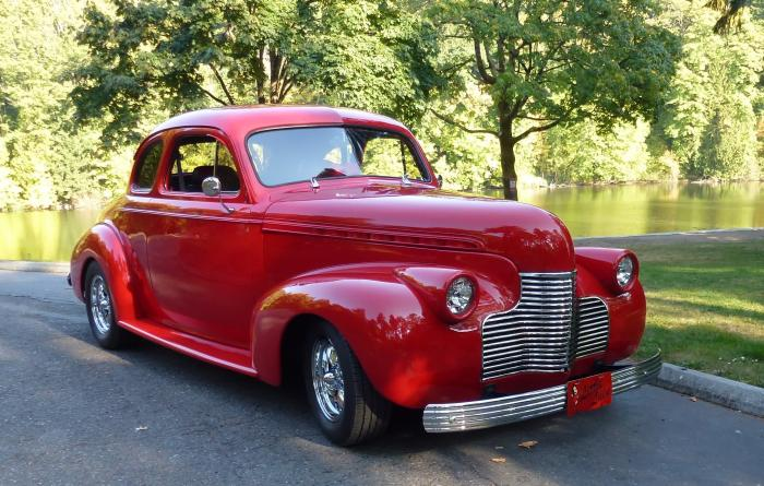 1940 Chevrolet Business Coupe 'Little Lulu'