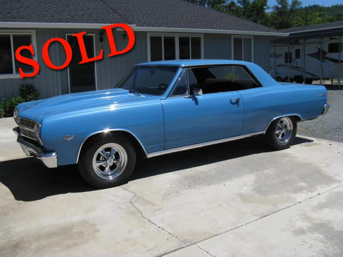 1965 Chevrolet Chevelle SS <font color=red>*SOLD*</font color>