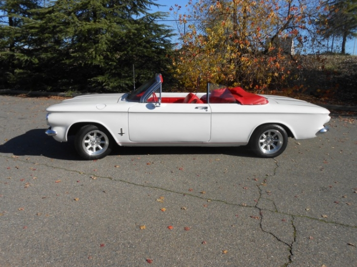 1962 Chevrolet Corvair Convertible <font color=red>*HAN AUCTION VEHICLE*</font color>