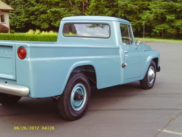 1965 INTERNATIONAL 1200 SERIES PICKUP