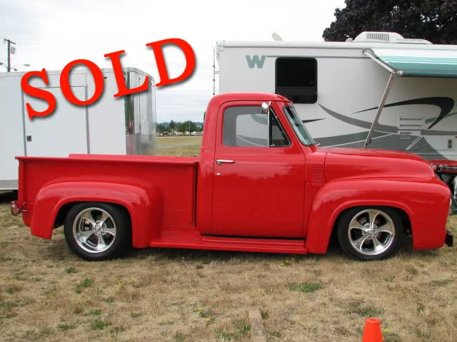 1954 Ford Pickup - All Ford