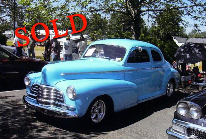 1946 Chevrolet Stylemaster Coupe <font color=red>*SOLD*</font color>