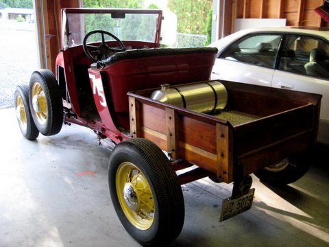1929 Ford Speedster