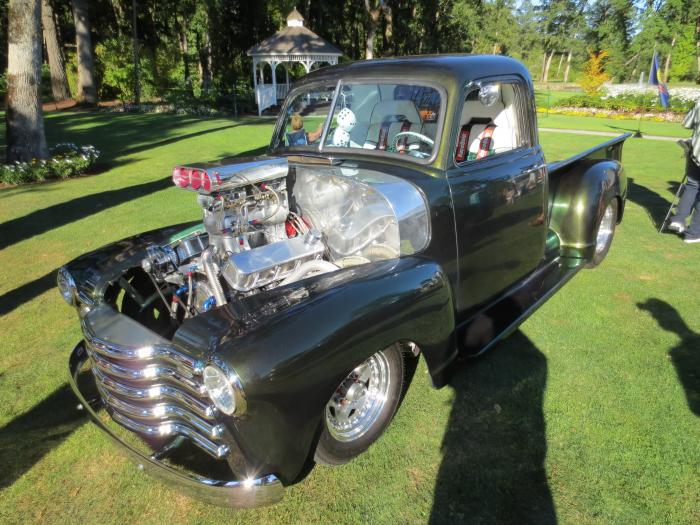 1952 Chevrolet Custom Truck Pro Street