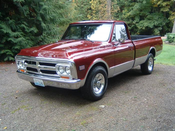 1969 GMC 3/4 Ton Pickup Priced To Go