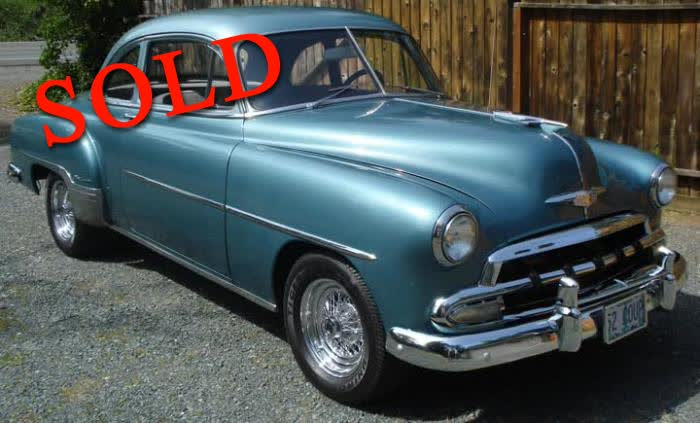 1952 Chevrolet Deluxe Coupe � 2100 Series