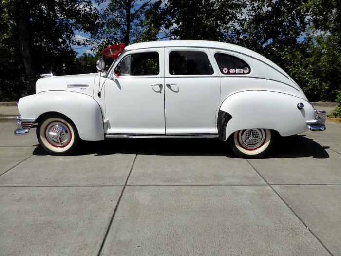 1947 Nash 600 Super
