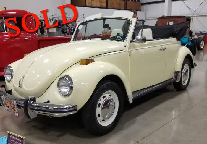 1971 Volkswagen Convertible 'Super Beetle'
