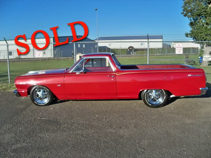 1964 Chevrolet El Camino 327 Four Speed <font color=red>*SOLD*</font color>