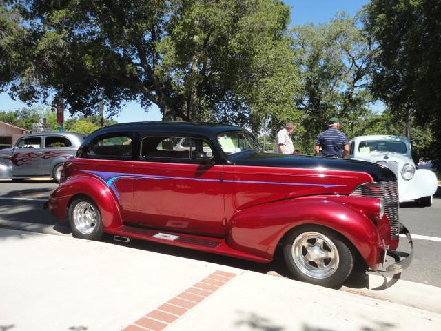 1939 Chevrolet 2 Door Sedan