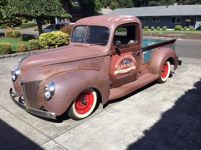 1940 Ford All Steel Pick Up