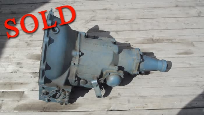 Used Part - Rebuilt Power Glide Transmission