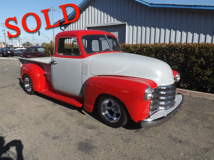1949 Chevrolet 3100 Classic Lowered Cruiser <font color=red>*SOLD*</font color>