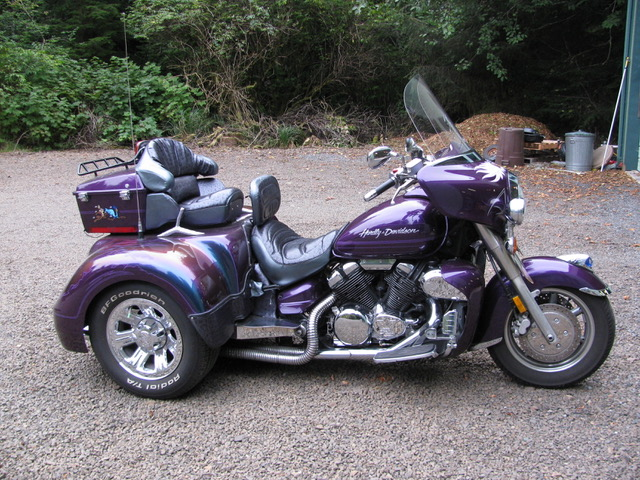 1999 Yamaha Royal Star Venture Trike