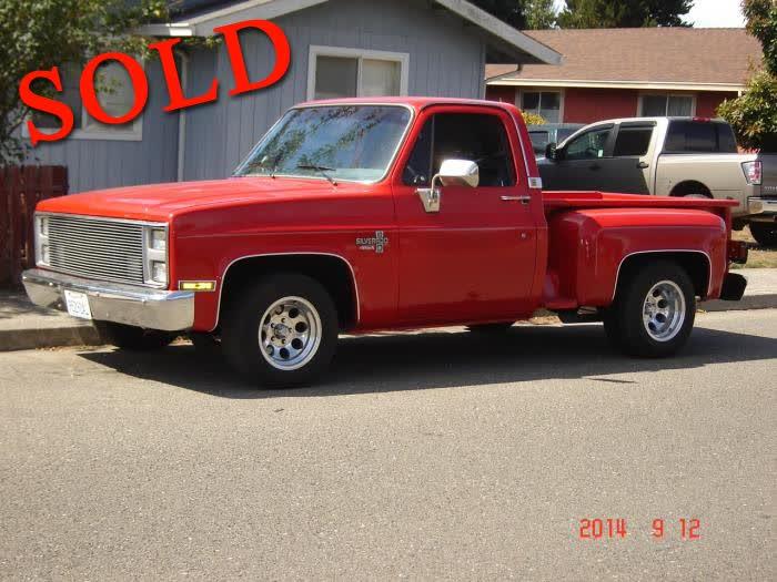 1975 Chevrolet C10 Pickup Truck Hot Rod