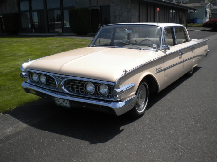 1960 Edsel Ranger 4 Door Sedan