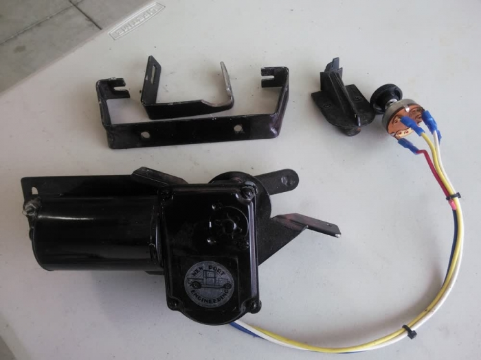 Used Parts - Electric Washer Motor