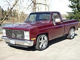 1982 GMC Pickup Truck