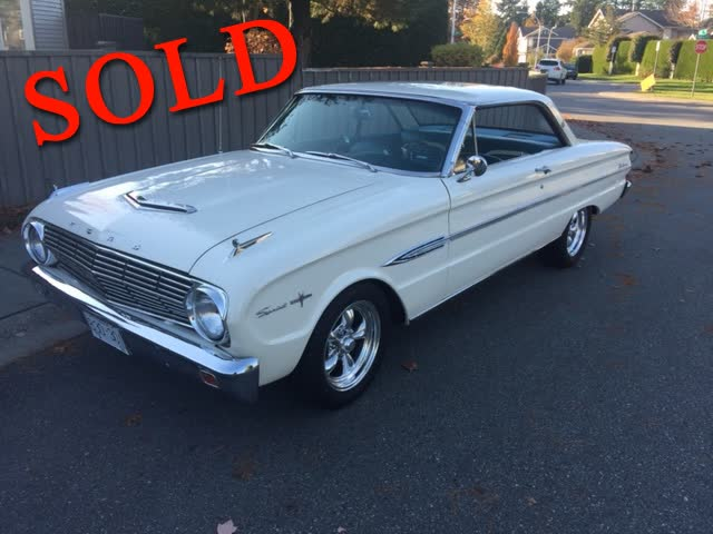 1963 Ford Falcon Sprint <font color=red>*SOLD*</font color>