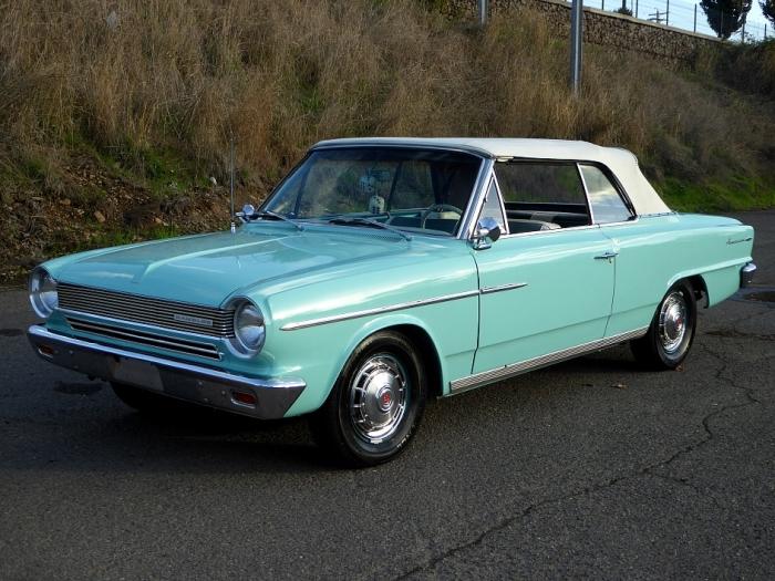 1964 Rambler Convertible