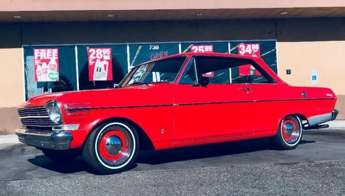 1962 Chevrolet Nova Hardtop