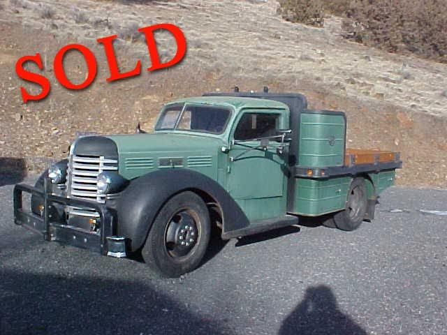 1939 Diamond T Truck
