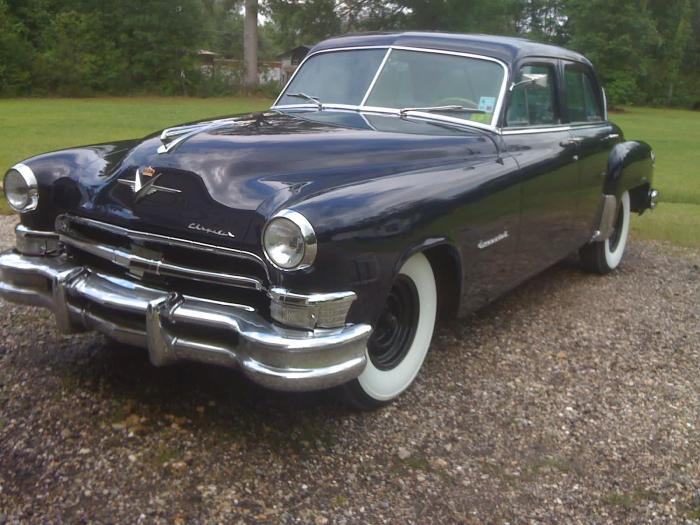 1952 Chrysler Crown Imperial